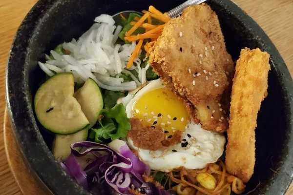 Stone Bowl Sushi, Ramen, Korean Restaurant