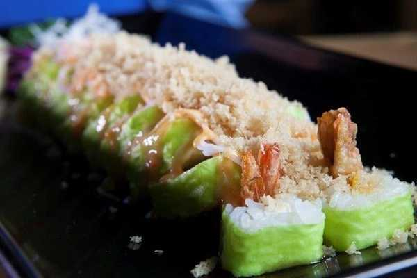 Green Papaya Roll